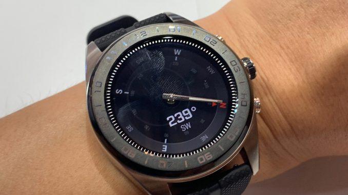 lg watch w7 10