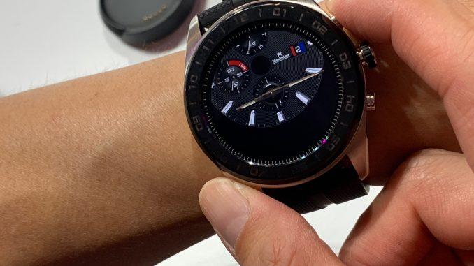 lg watch w7 7