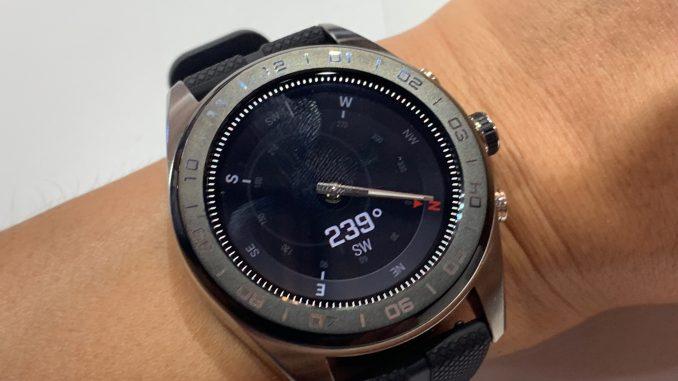 lg watch w7 8
